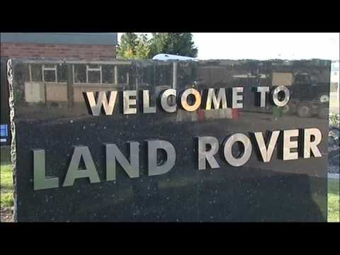 LandRoverUK - Car production at the Land Rover Factory Solihull. I think LR might have billed this as Solihull, but perhaps added parts of other plants like Halewood? No d...