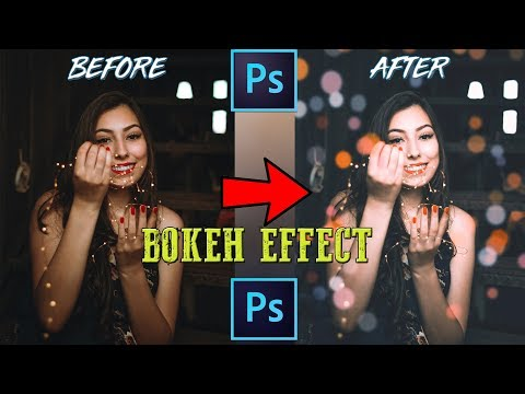 Video Create a  Bokeh Effect in Photoshop   Photoshop Tutorial download in MP3, 3GP, MP4, WEBM, AVI, FLV January 2017