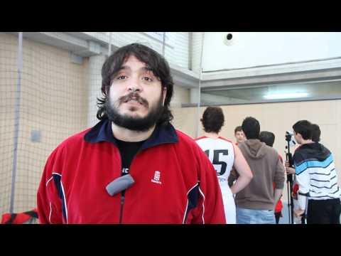 Ruben Perez-. Tercer Entrenador Sel. Cadete masculino