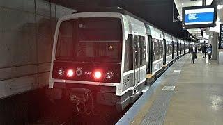 Video Paris trains : Gare du Nord - RER B, D, E - SNCF/RATP MP3, 3GP, MP4, WEBM, AVI, FLV Juli 2017