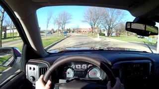 2014 Chevrolet Silverado 1500 Crew Cab 4WD - WINDING ROAD POV Test Drive