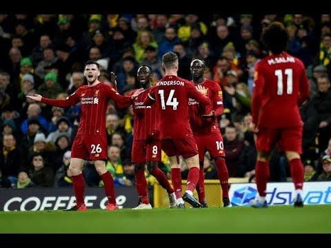 ليفربول يواصل تحطيم الأرقام القياسية في الدوري الإنجليزي