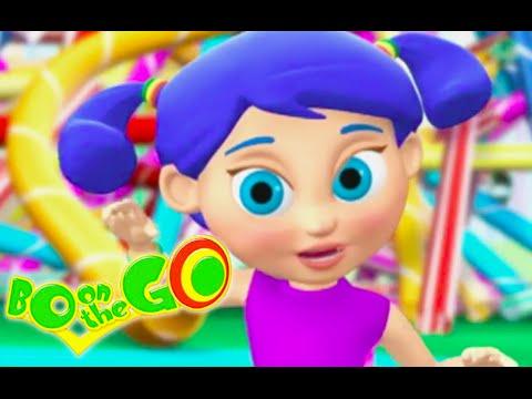 Il Formidabile Mondo di Bo | Il Ladro Di Peluche | Cartoni animati per bambini - Episodio Completo