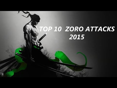 Top 10 Zoro Attacks 2016