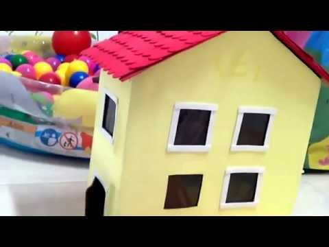 Video Casa da Peppa Pig de papelão - Como eu fiz. download in MP3, 3GP, MP4, WEBM, AVI, FLV January 2017
