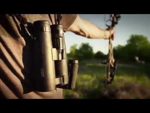 Бинокли серии Bushnell Legend промо-видео