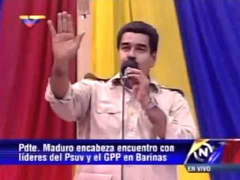 militante - Maduro expulsa militante de asamblea y lo insulta griitndole cabeza pelaaa por ser calvo.