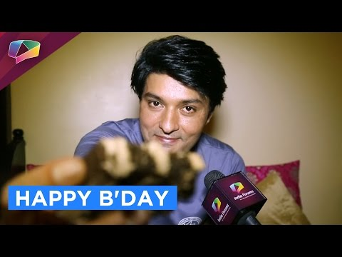 Welcome to Diya Aur Baati star Anas Rashid's birth