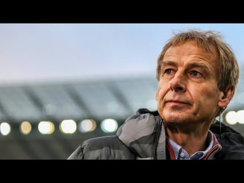 Überraschung in Berlin: Klinsmann tritt bei Hertha BS ...