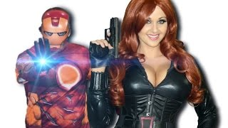 What Makes You Beautiful! by One Direction (Avengers Assemble for Kids) | Parody | Screen Team