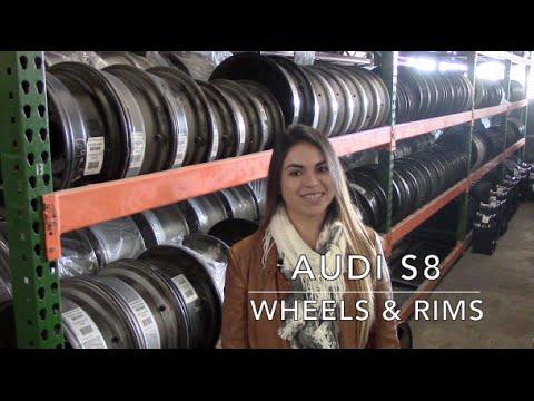 Factory Original Audi S8 Wheels & Audi S8 Rims – OriginalWheels.com