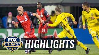 Columbus Crew SC vs. Toronto FC | 2017 MLS Playoff Highlights by FOX Soccer