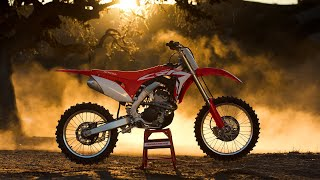 10. 2018 Honda CRF250R | Technical Briefing | TransWorld Motocross