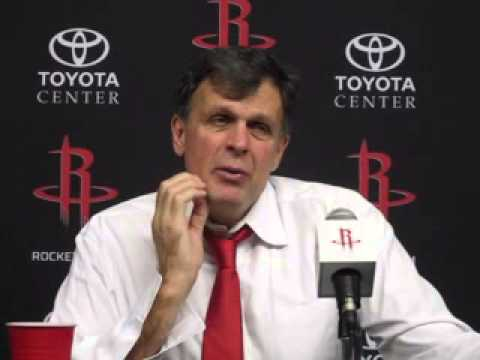 Kevin McHale gives injury update on Jeremy Lin