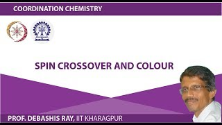 Mod-01 Lec-20 Spin Crossover and Colour