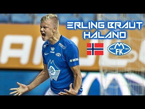 Erling Braut Haland 2018-2019 - Next Ibrahimovic -...