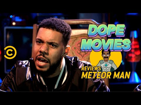 "A Stoned Clayton English Recaps ""The Meteor Man"" - Dope Movies"