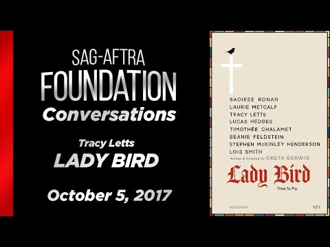 Conversations with Tracy Letts of LADY BIRD