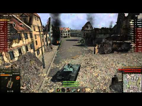 Bat Chatillon 25t (BatChat. 25t) 11 frags Himmelsdorf