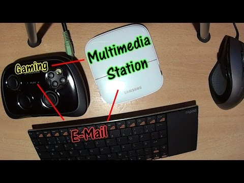 Handy Zubehör Test Docking-Station/Controller | FULL HD | Deutsch