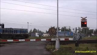 LAPSE SHOT #008 - železniční přejezdy Hradec Králové