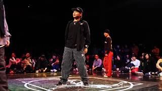 Funky Bee (Ringo Winbee & Yu-to) vs Jenes + Yuta – JUSTE DEBOUT TOKYO 2020 POPPING BEST4