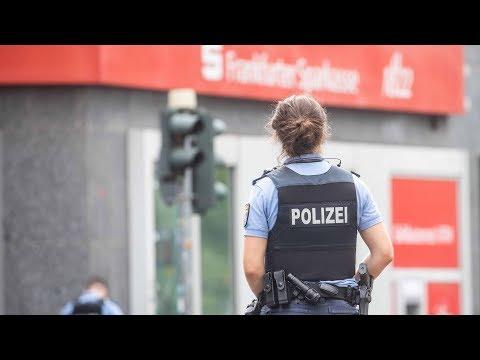 Frankfurter Hauptbahnhof: Raubüberfall löst massiven P ...