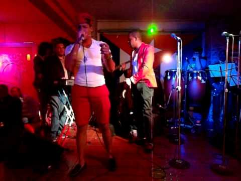 KChe Bandazza & Alex Don en El Rincon Cubano (видео)