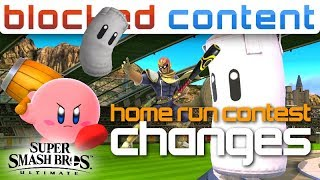 3.0 Update HOME RUN Contest CHANGES - Super Smash Bros. Ultimate