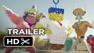 Nonton The Spongebob Movie  Sponge Out Of Water Official Trailer  1  2015    Animated Movie Hd Film Subtitle Indonesia Streaming Movie Download