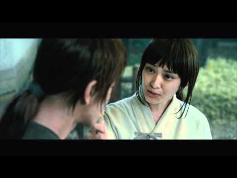 Rurouni Kenshin (Samurai X) Live Action 2012 Trailer 3 HD - legendado Brasil