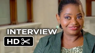 Black Or White Interview - Octavia Spencer (2015) - Kevin Costner, Gillian Jacobs Movie HD