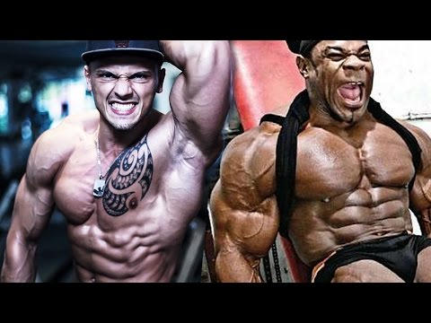 Fitness Motivation – Aesthetics VS MASS Kai Greene Jeff Seid & Alon Gabbay