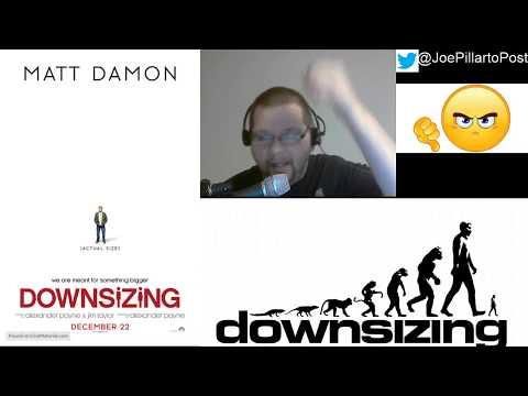 Downsizing Movie Review- Matt Damon,Kristen Wiig