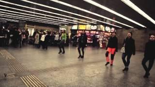 St. Patrick's Day Wien Flashmob 2013
