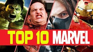 Download Video TOP 10 Best Action Scenes from Marvel Movies MP3 3GP MP4