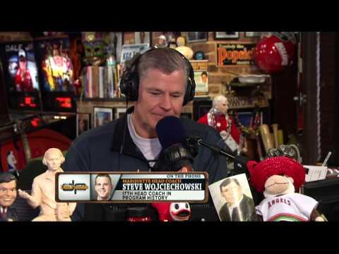 ICYMI: New Marquette coach Steve Wojciechowski on The Dan Patrick Show