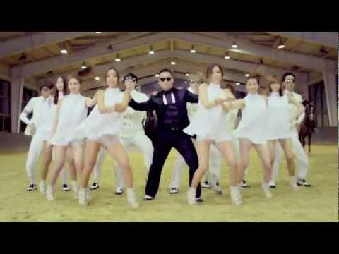 Gangman Style BACKWARDS (VIDEO-MUSIC) PSY
