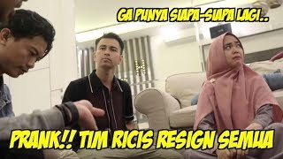 Video RAFFI AHMAD NGEPRANK RICIS SAMPAI NANGIS GA BERHENTI😭 MP3, 3GP, MP4, WEBM, AVI, FLV April 2019