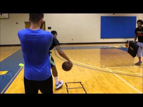 NBA Basketball Workouts (Courtney Lee)- Process Basketball Training