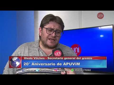 ANIVERSARIO DE APUVIM