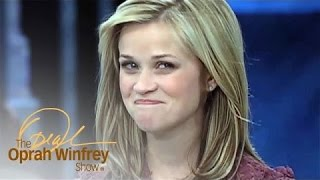 """Reese Witherspoon on Why It's Not """"Cute to Be Dumb""""   The Oprah Winfrey Show   Oprah Winfrey Network"""