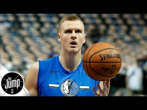 Video: An NBA trainer told me Kristaps Porzingis will become a Hall of Famer - Dave McMenamin | The Jump