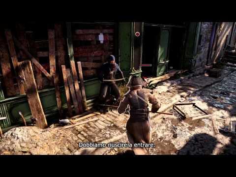 Assassin's Creed Unity - Demo Commentata e3 2014