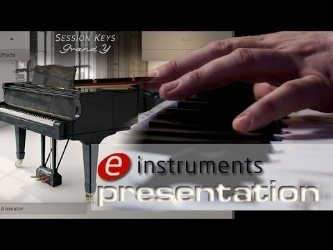 E-Instruments Session Keys Grand S Grand Y