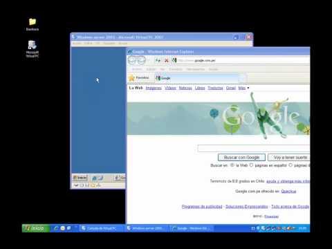 10   Descarga e Instalacion de SP2 Para Windows Server 2003