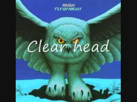Rush-Fly By Night With Lyrics HD