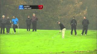 Paul Maddy Eagle at Woburn