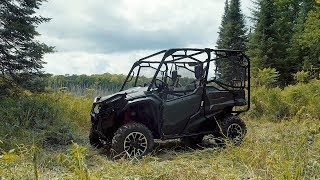 1. Full REVIEW: 2017 Honda Pioneer 1000 LE