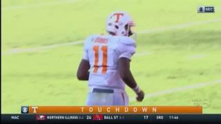 Highlights: #11 Tennessee 34, #25 Georgia 31 (Oct. 1, 2016)